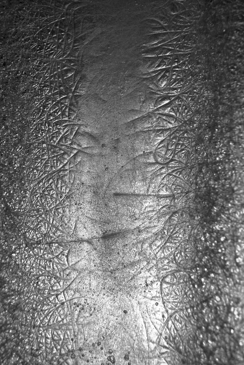 Fiberglass Test Close-up